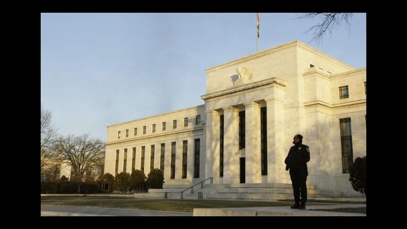 Fed, a prescindere da decisione su tassi sostegno al dollaro garantito