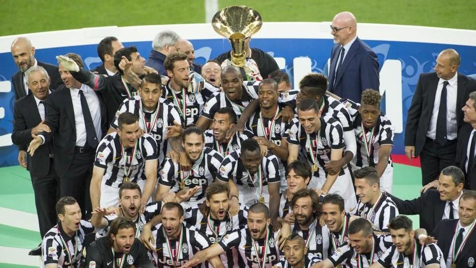 70186733c9 Serie A, festa Juventus allo Stadium: 3-1 al Napoli, Benitez dice quasi  addio a Champions