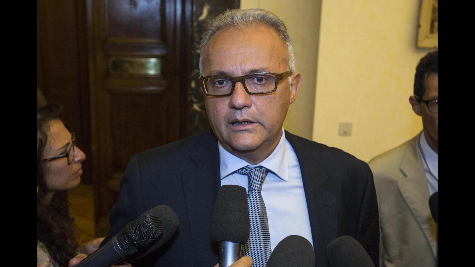 Riforme, Mauro: Governo vuole la conta e l'avrà