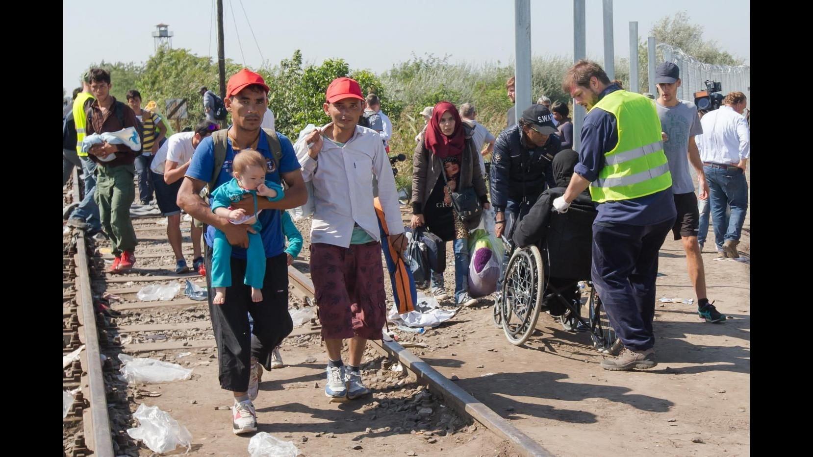 Immigrazione, Belgrado: No a rinvio migranti da Ungheria a Serbia