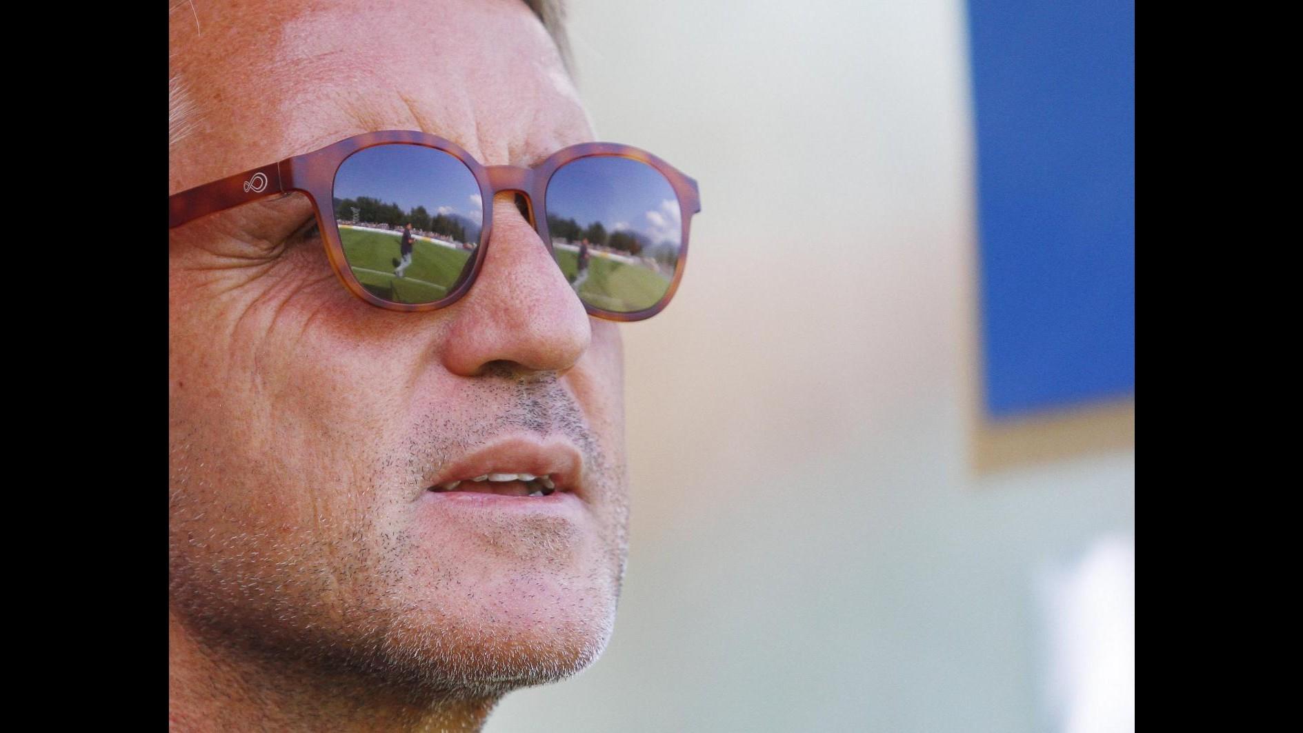 Mancini: Felici per derby e primato ma strada è ancora lunga