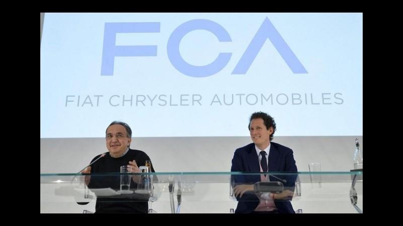Il sindacato americano Uaw sceglie Fca per trattative contratto
