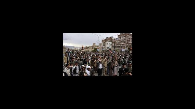 Cinque soldati sauditi uccisi al confine con lo Yemen