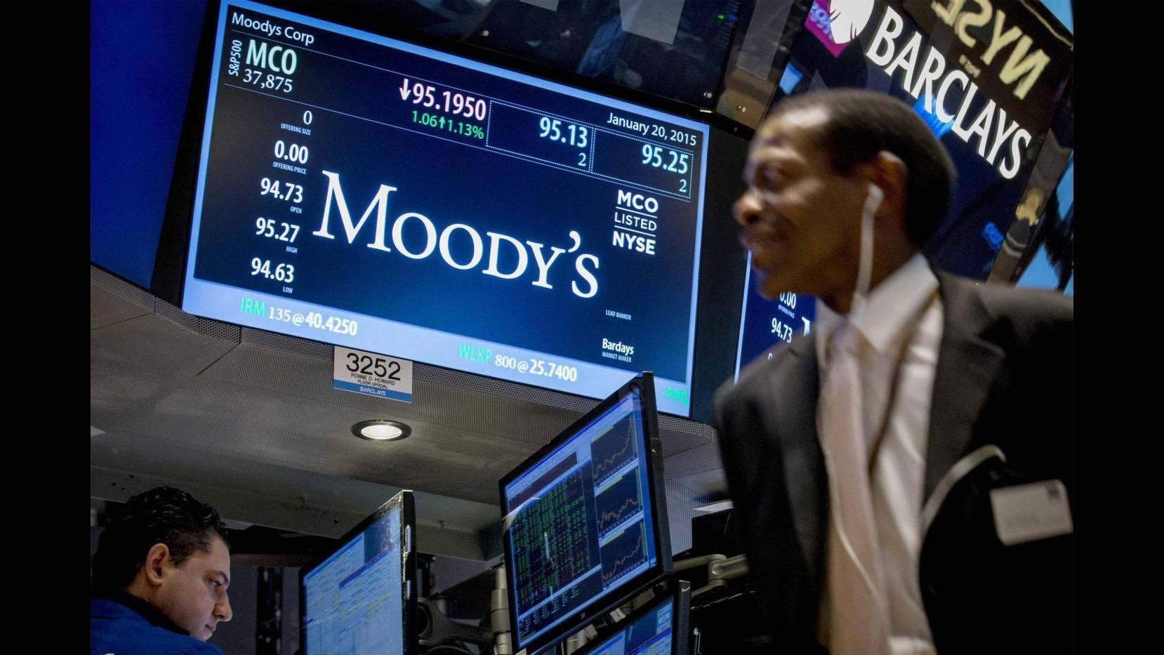 Grecia, Moody's: Alta probabilità di controlli su capitali