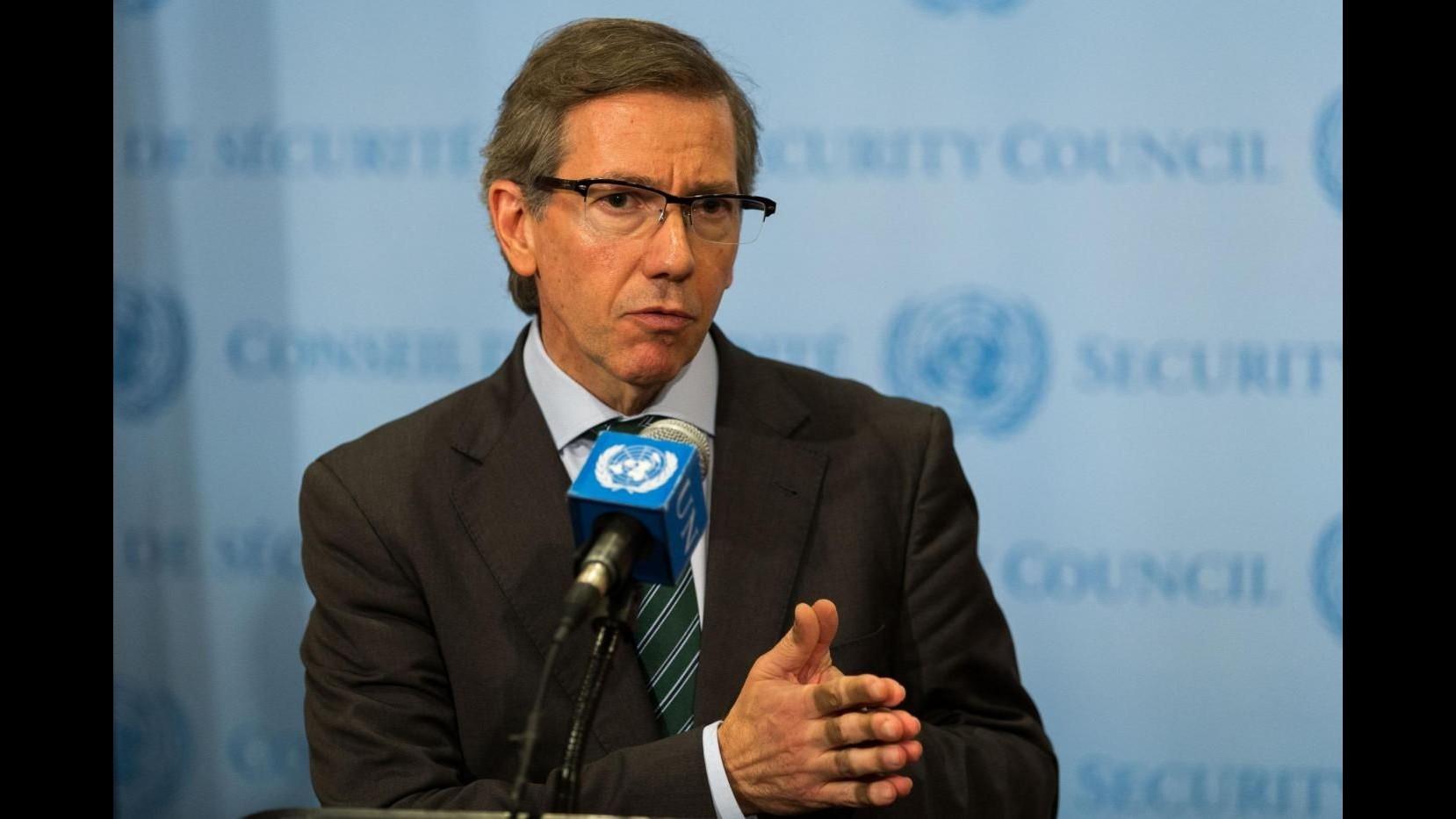 Libia, l'inviato Onu Leon: Raggiunto accordo su punti chiave per fine crisi