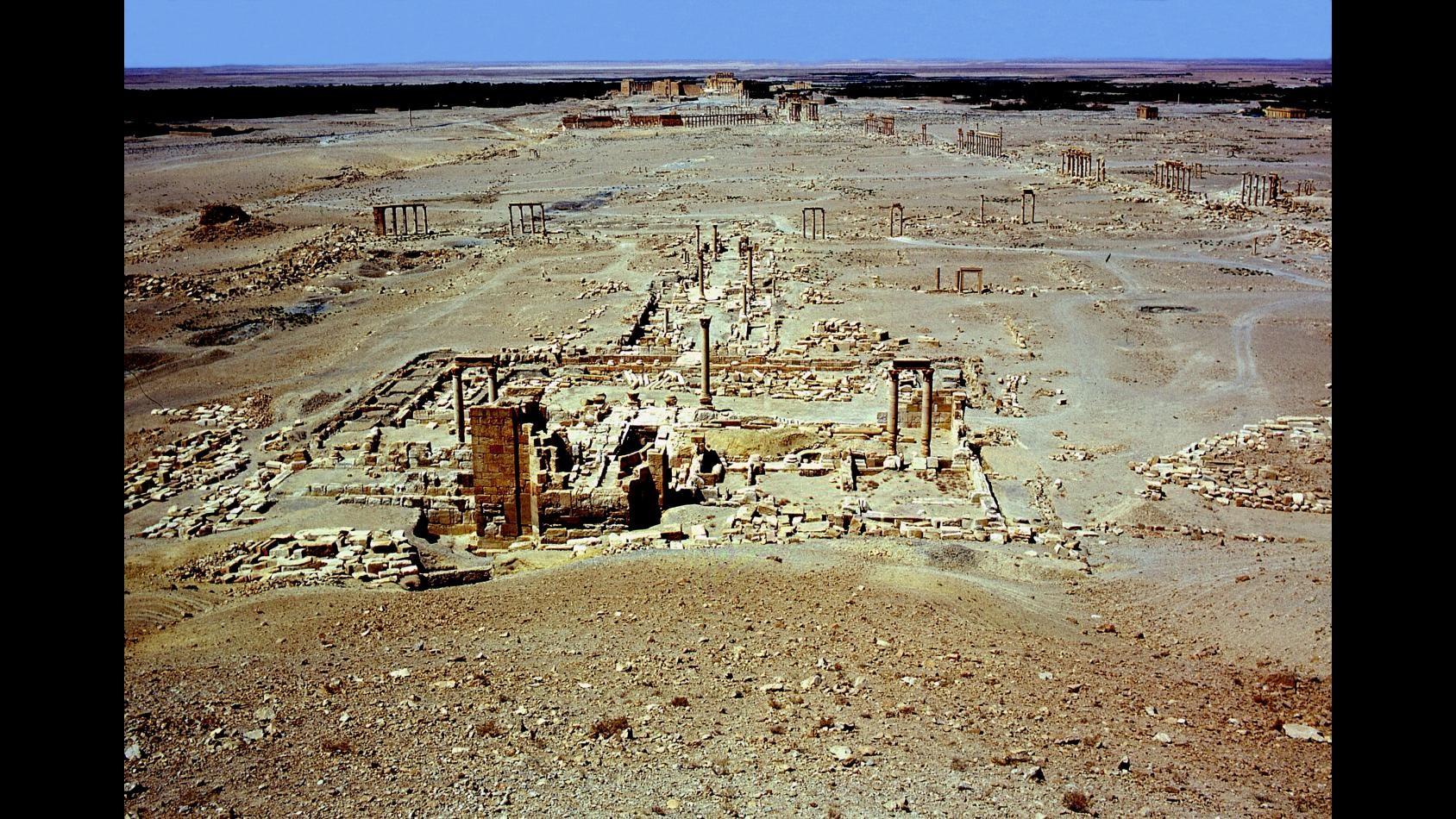 Isis, colpi di mortaio su Palmira: no danni, in periferia si combatte