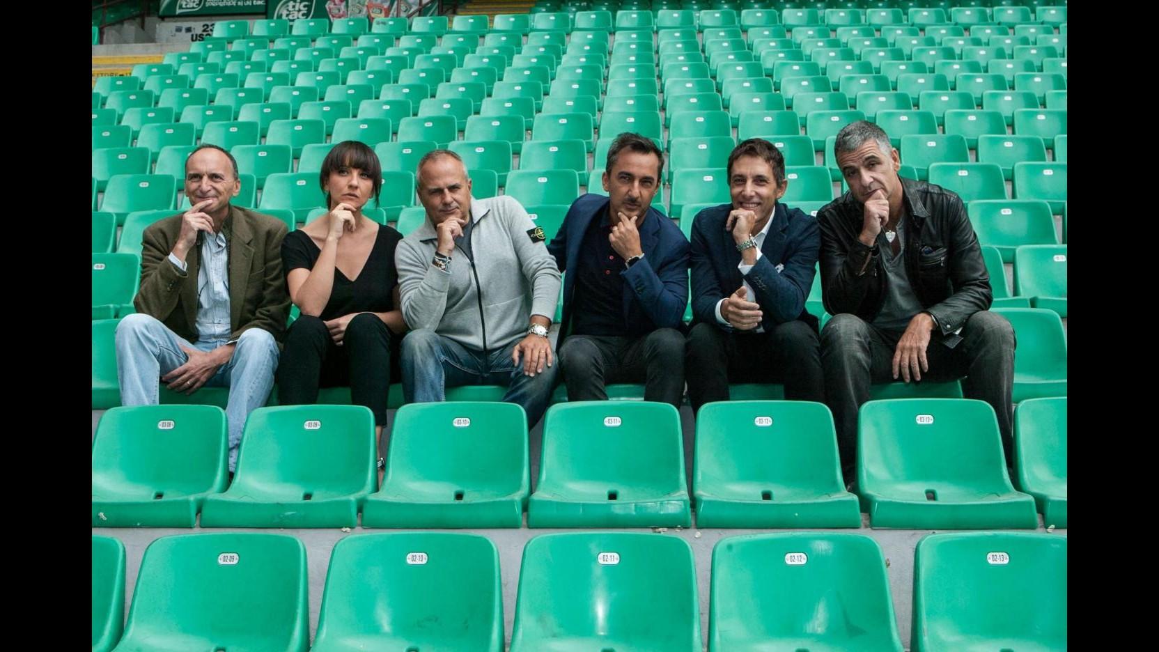 Tv, 'Quelli che il calcio' riparte domani con la Gialappa's Band