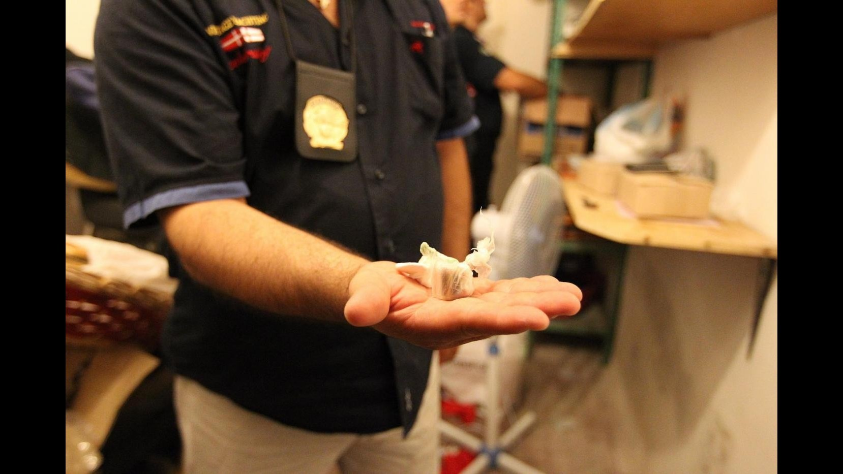 Catanzaro, sorpresi in casa con 40 grammi di cocaina e 815 euro: arrestati