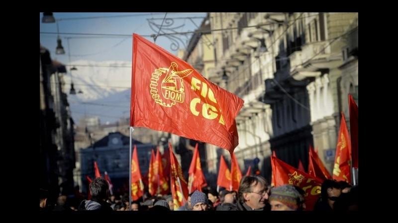 Torino, 48 licenziamenti alla Bottero, la Fiom: non firmiamo l'accordo