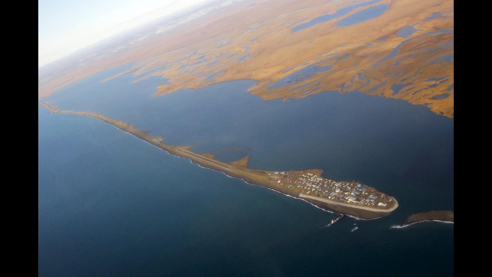 Shell fermerà le esplorazioni al largo dell'Alaska: risultati scarsi