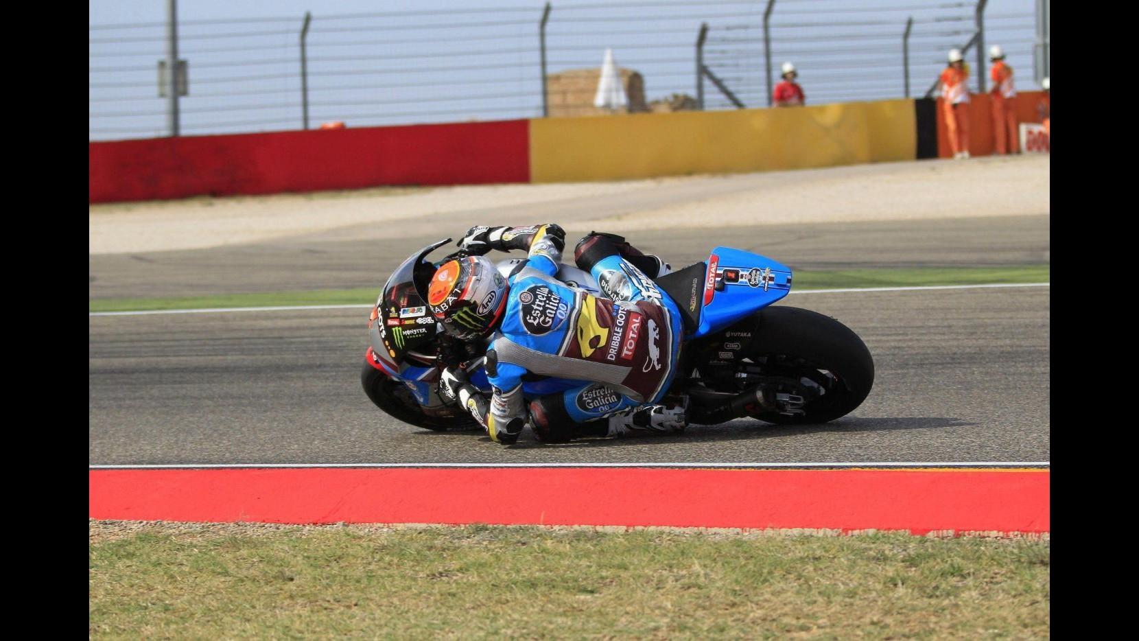 Motomondiale, Gp Aragon: Rabat trionfa in Moto2