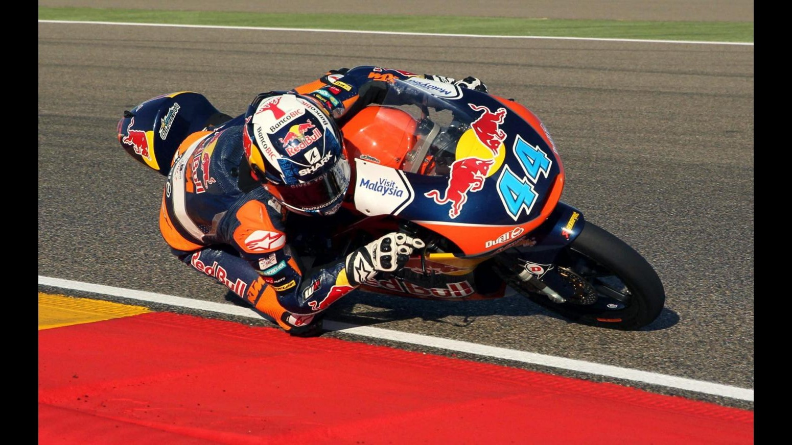 Motomondiale, Gp Aragon: Oliveira trionfa in Moto3, terzo Fenati