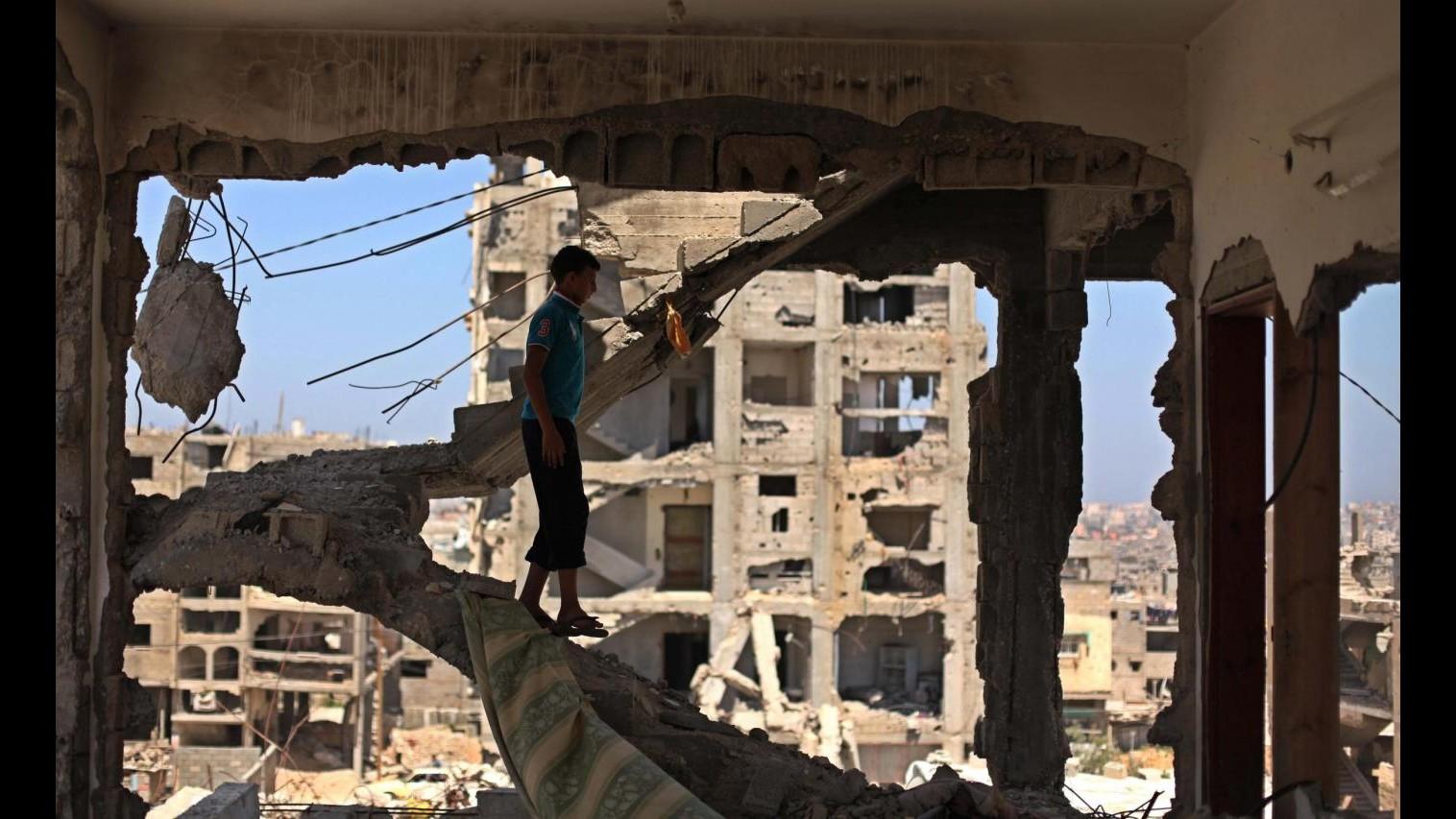 Gaza, Hamas: Respingiamo dossier Israele,non nasconderà crimini guerra