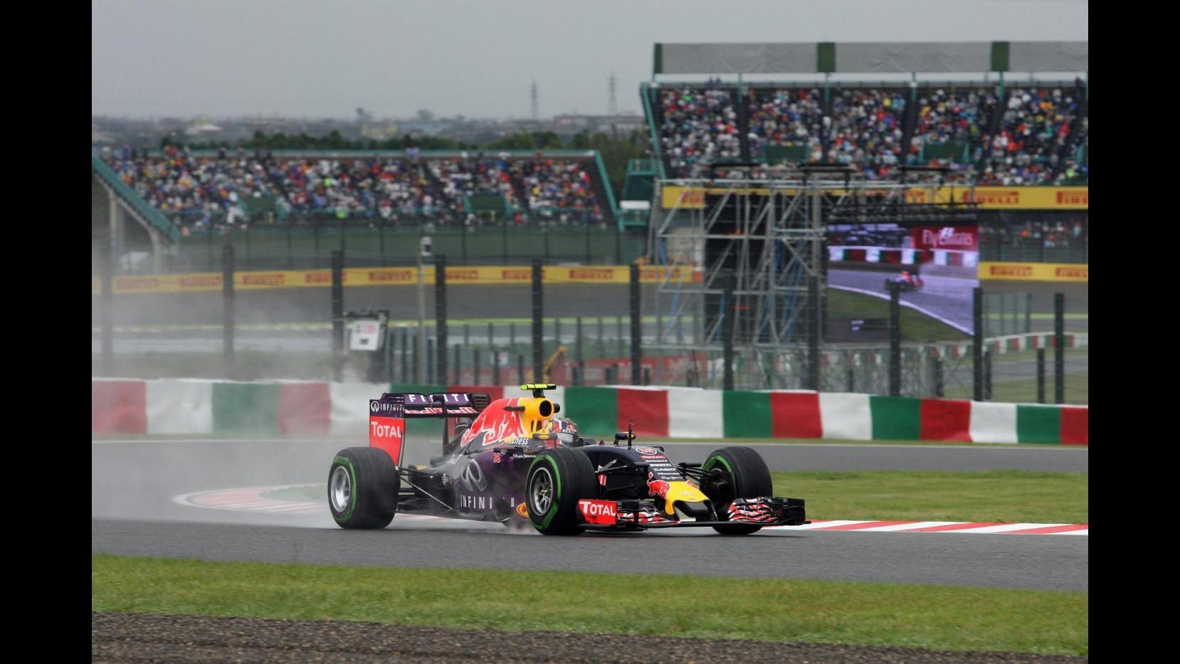 F1, Kvyat sull'incidente: E' stato un errore da debuttante