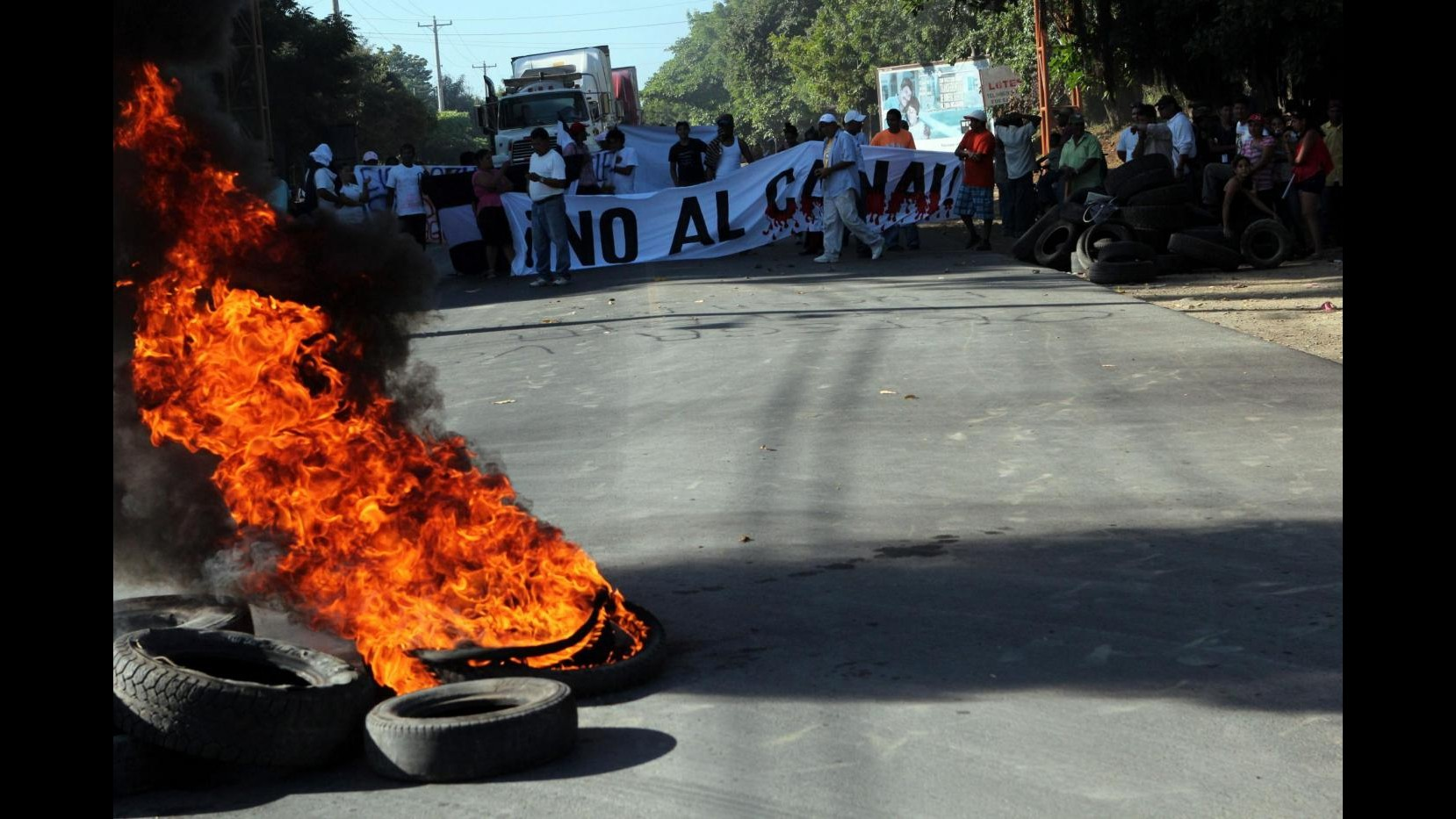 Nicaragua, migliaia in marcia contro il canale interoceanico