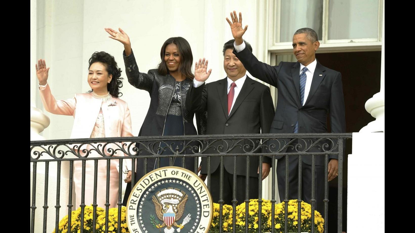 Rapporti Usa-Cina: Obama riceve Xi, l'incontro è quasi una messa cantata