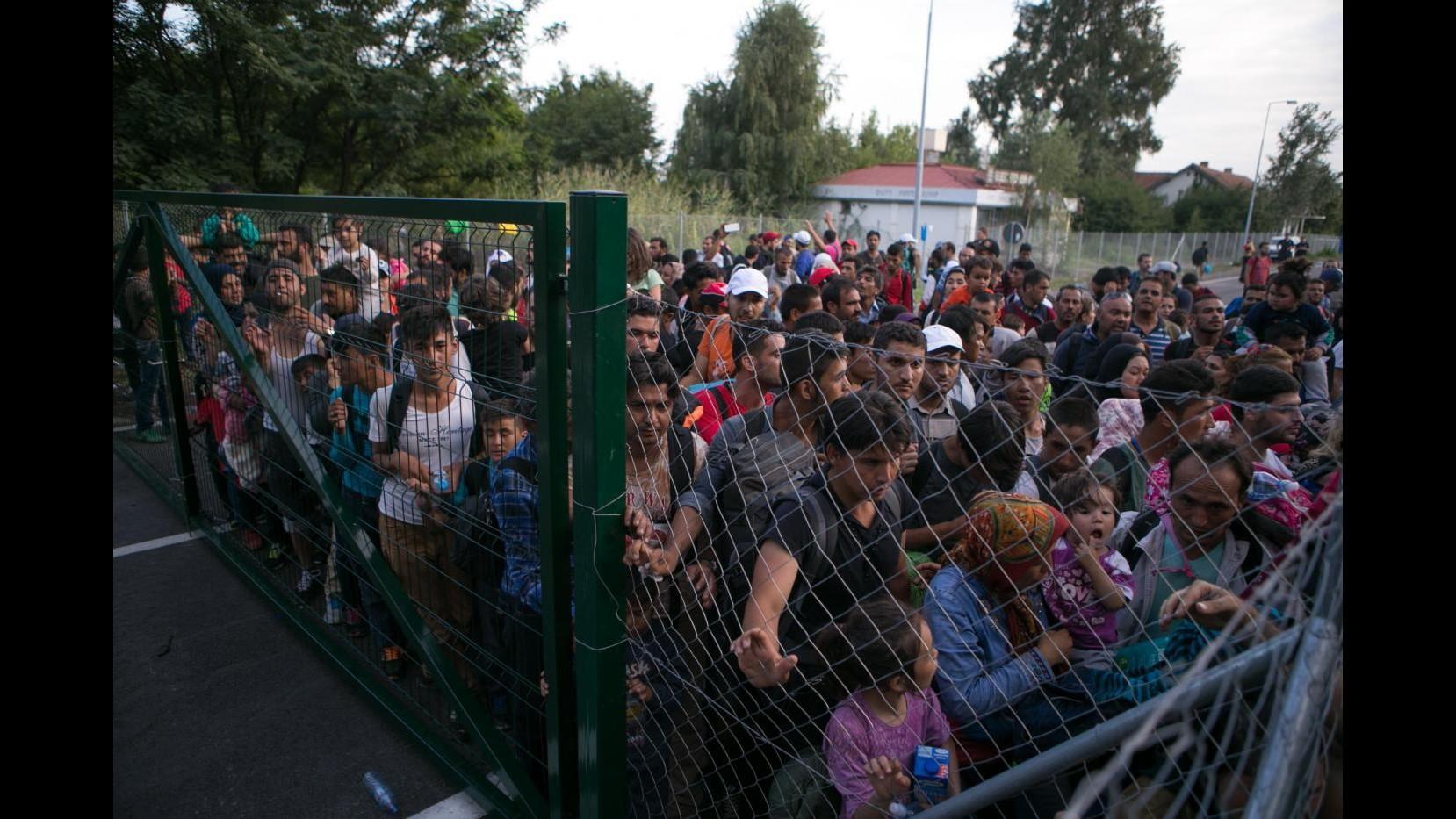 Unicef lancia un appello per la raccolta di 14 milioni di dollari per i migranti