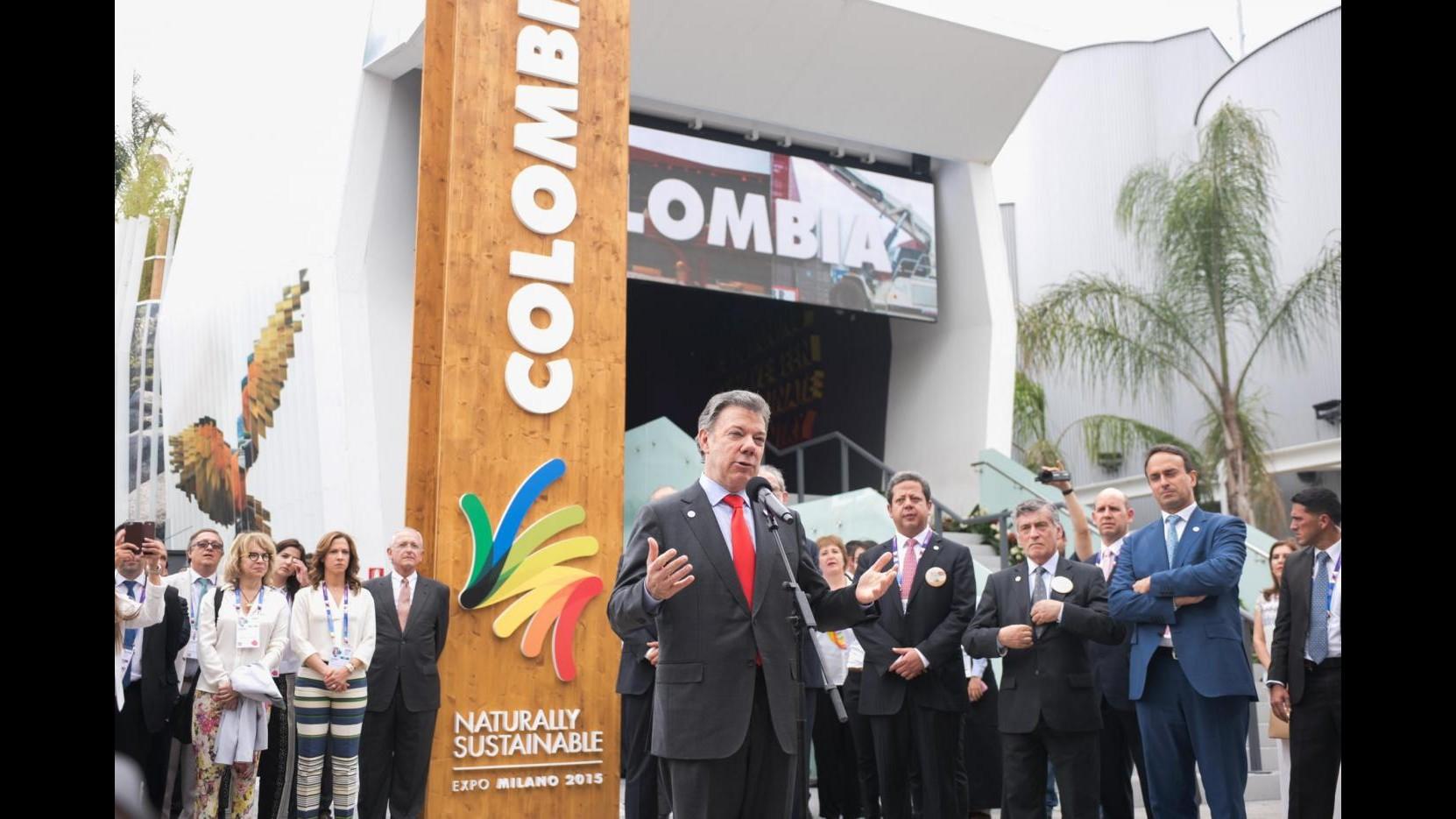 FOCUS – Expo, padiglione Colombia: i cinque piani termici e la biodiversità