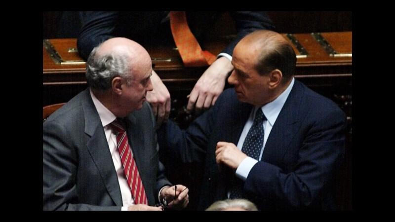 Giuliano Urbani: Silvio Berlusconi è annoiato da politica, Fi è senza futuro