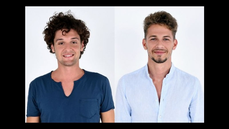 Gf14, il corteggiatore e il preparatore atletico: Domenico e Igor