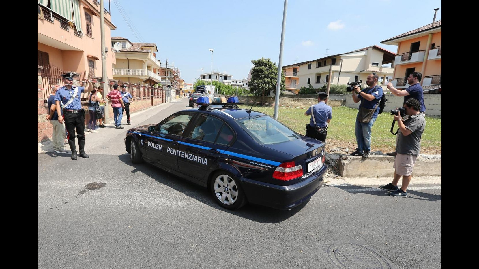 Carceri, detenuto aggredisce la polizia penitenziaria a Rebibbia