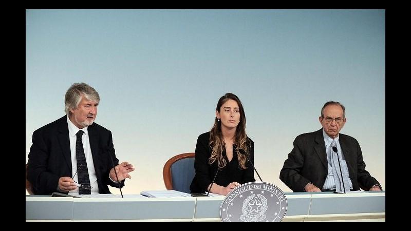 Dal Consiglio dei ministri tetto Cgi a 24 mesi e allentamento Patto stabilità per enti locali