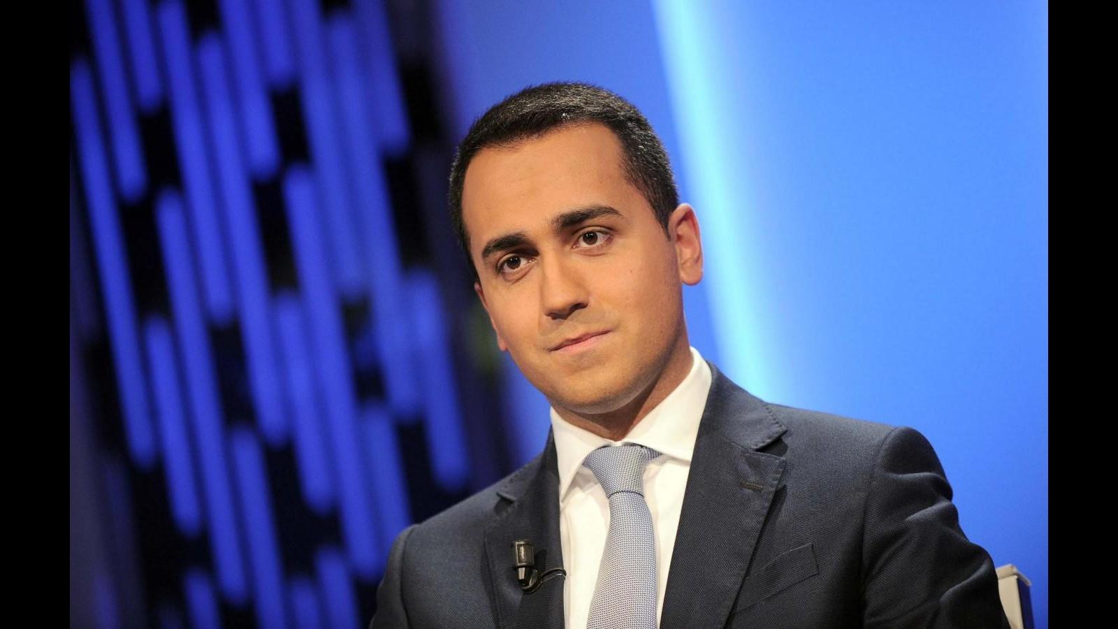 Di Maio: Il nemico non è il migrante ma il business sull'immigrazione