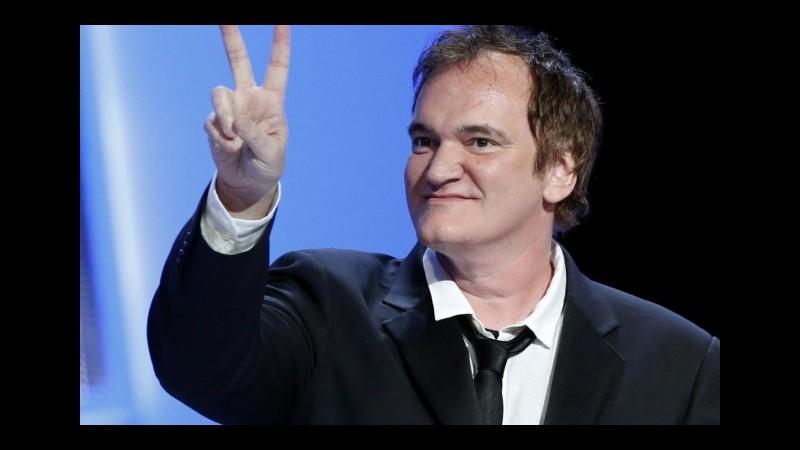 David di Donatello, alla cerimonia anche Quentin Tarantino