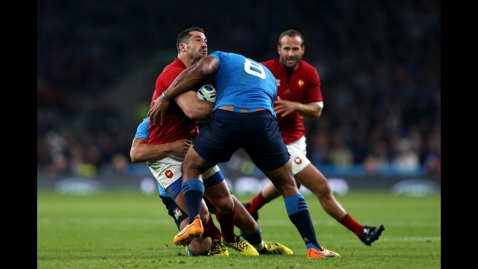 Rugby, Coppa del Mondo: per Italia 4 cambi per sfida con Canada