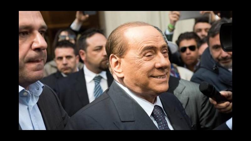 Riforme, rinviata riunione senatori di Forza Italia con Berlusconi