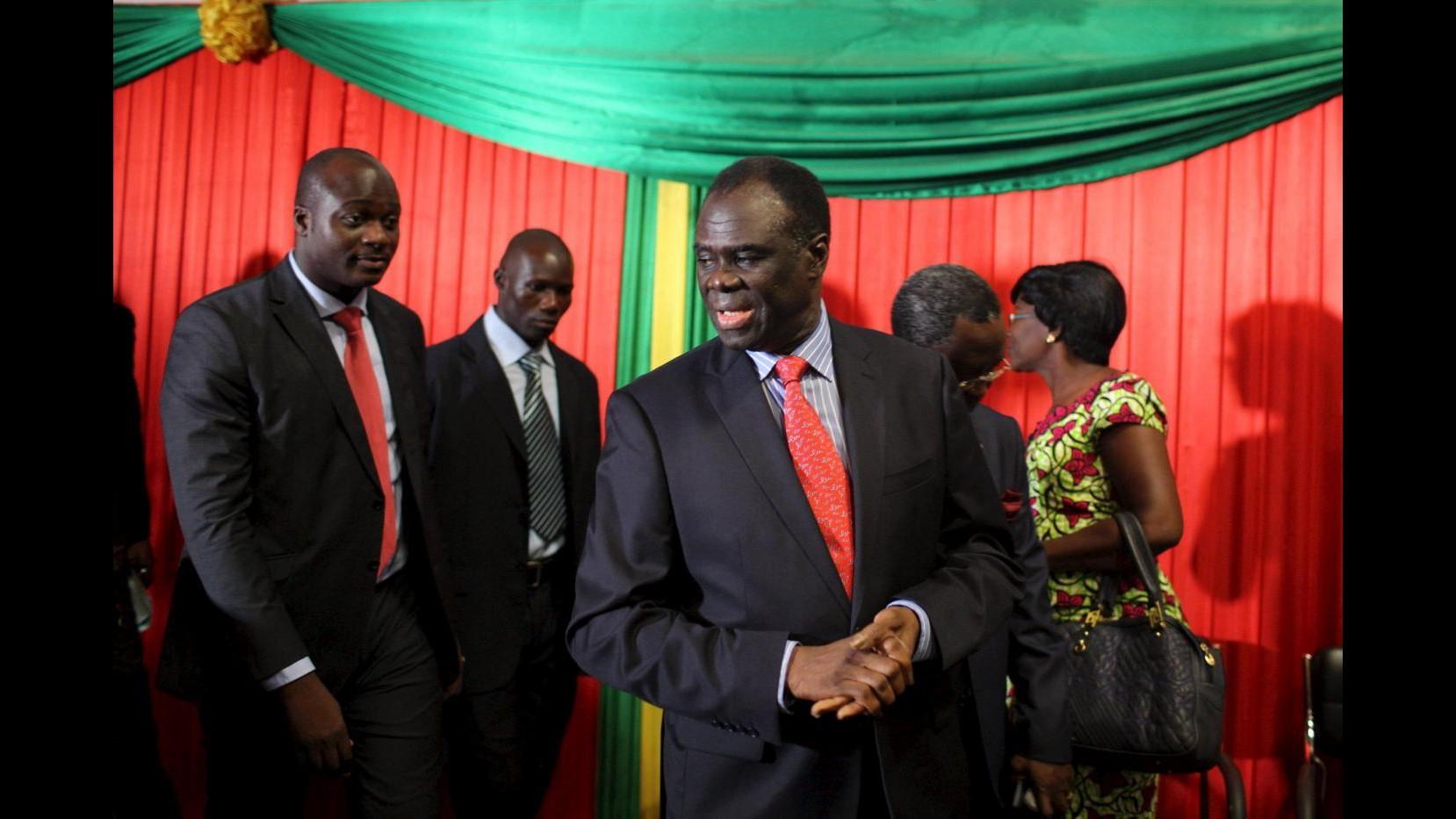 Burkina Faso, il presidente Kafando riprende il potere dopo il golpe