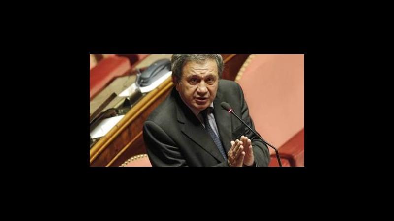 Crack delle cliniche Divina Provvidenza: chiesto l'arresto per il senatore Azzollini