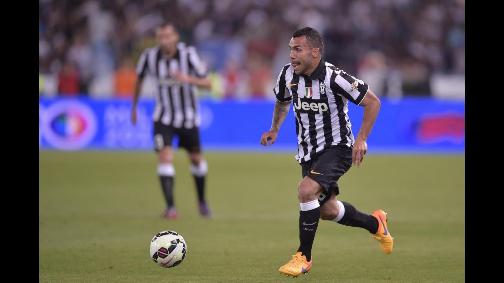 Simeone chiama Tevez all'Atletico: Sarebbe il giocatore ideale