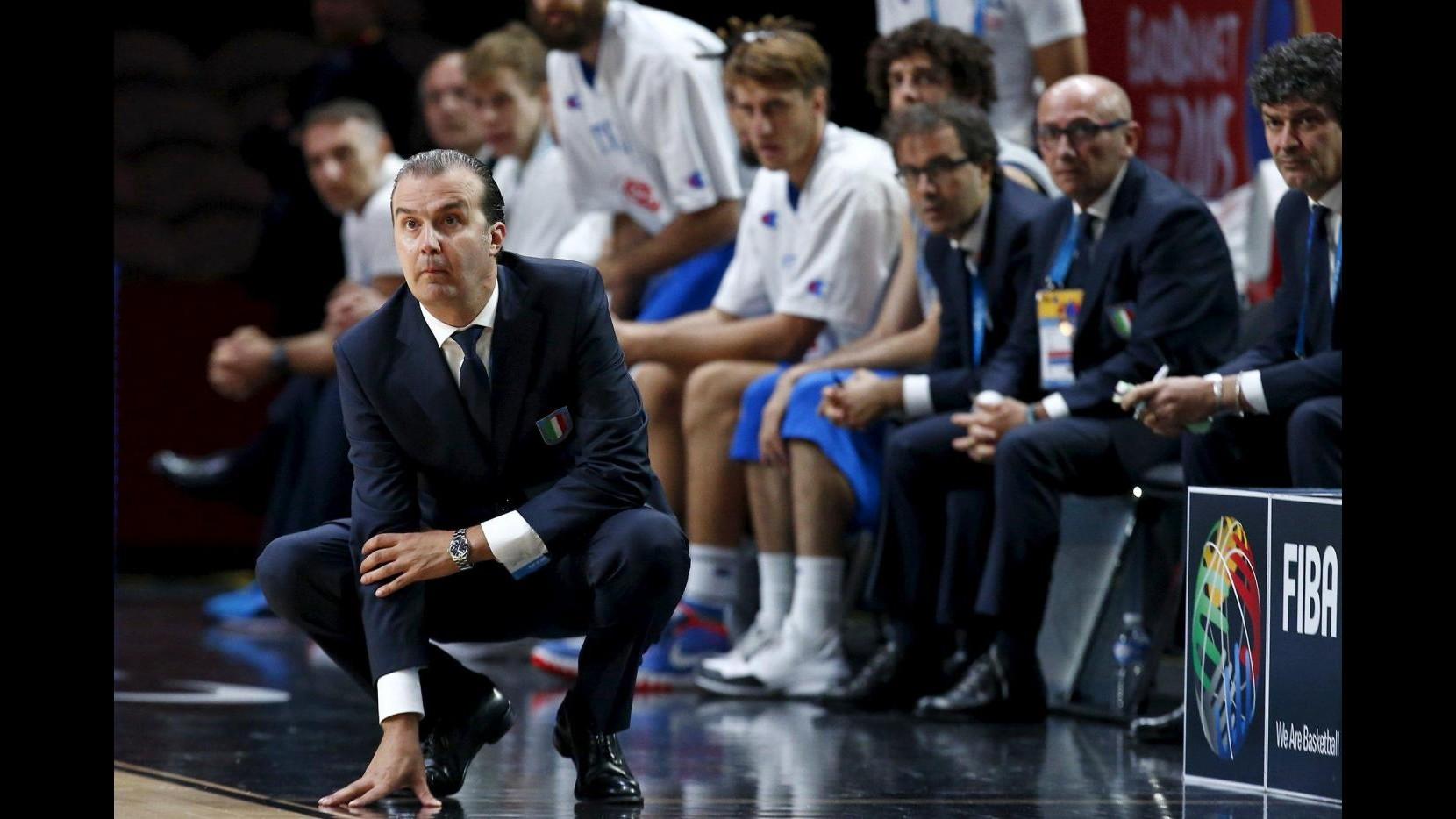 Basket, l'Italia vuole il torneo preolimpico a Torino