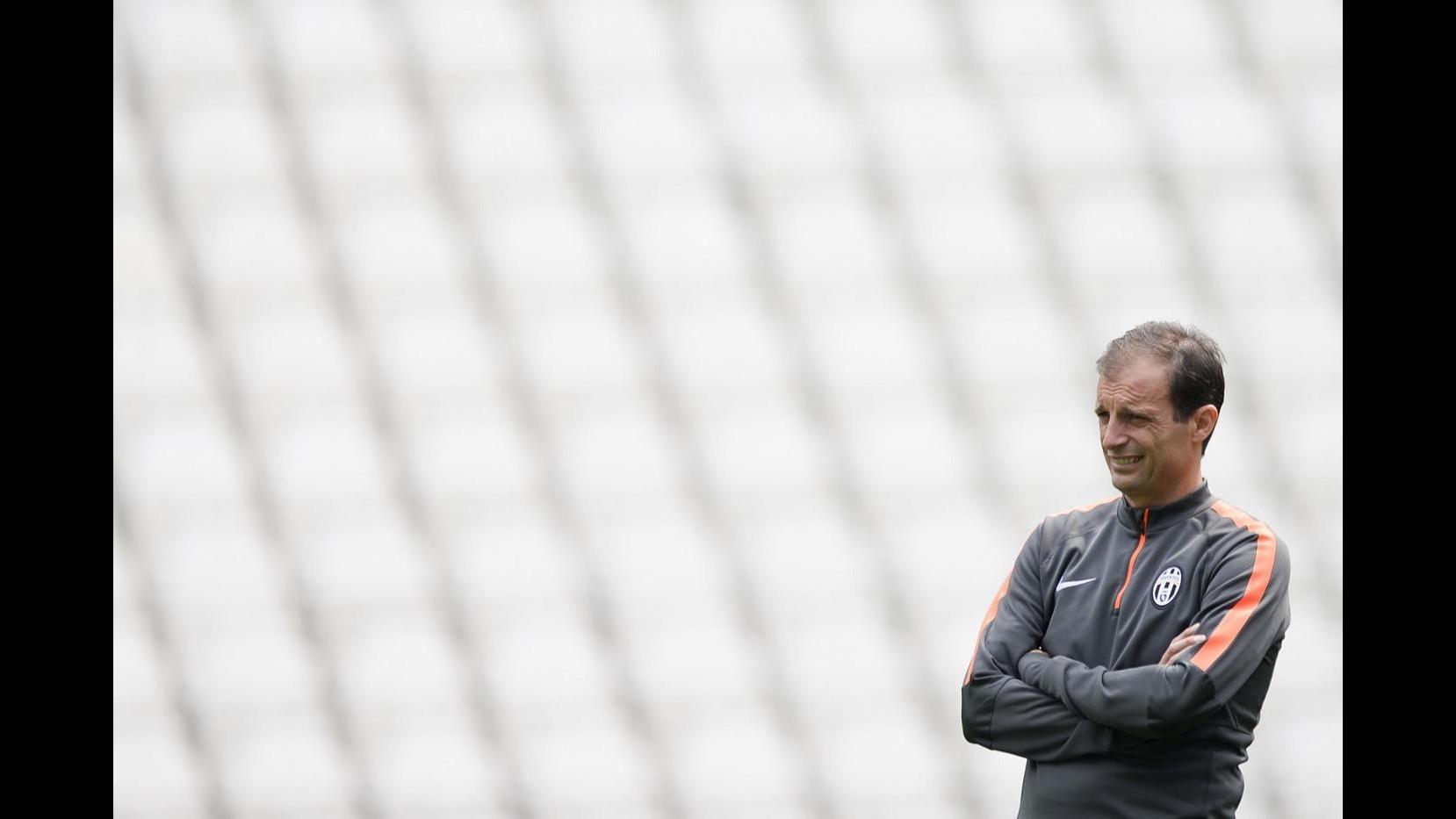 Allegri: Inter è una forte candidata a vincere lo scudetto