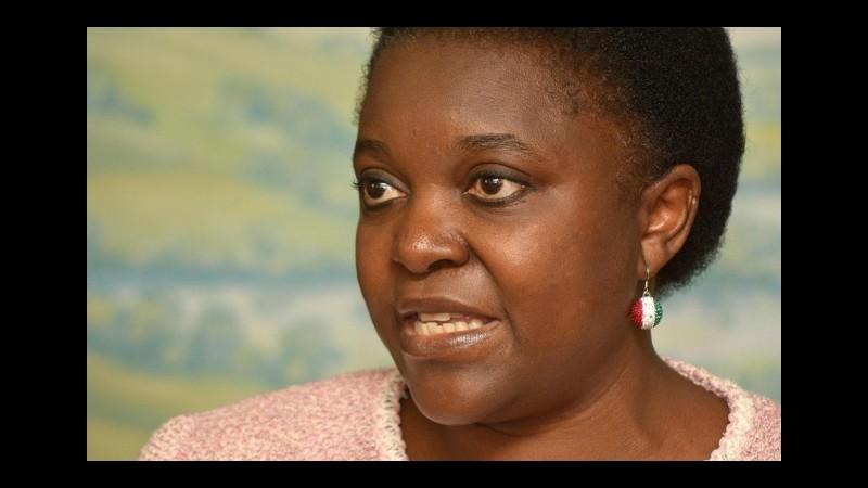 Kyenge: Chiedo una risposta al mio partito su accusa razzismo