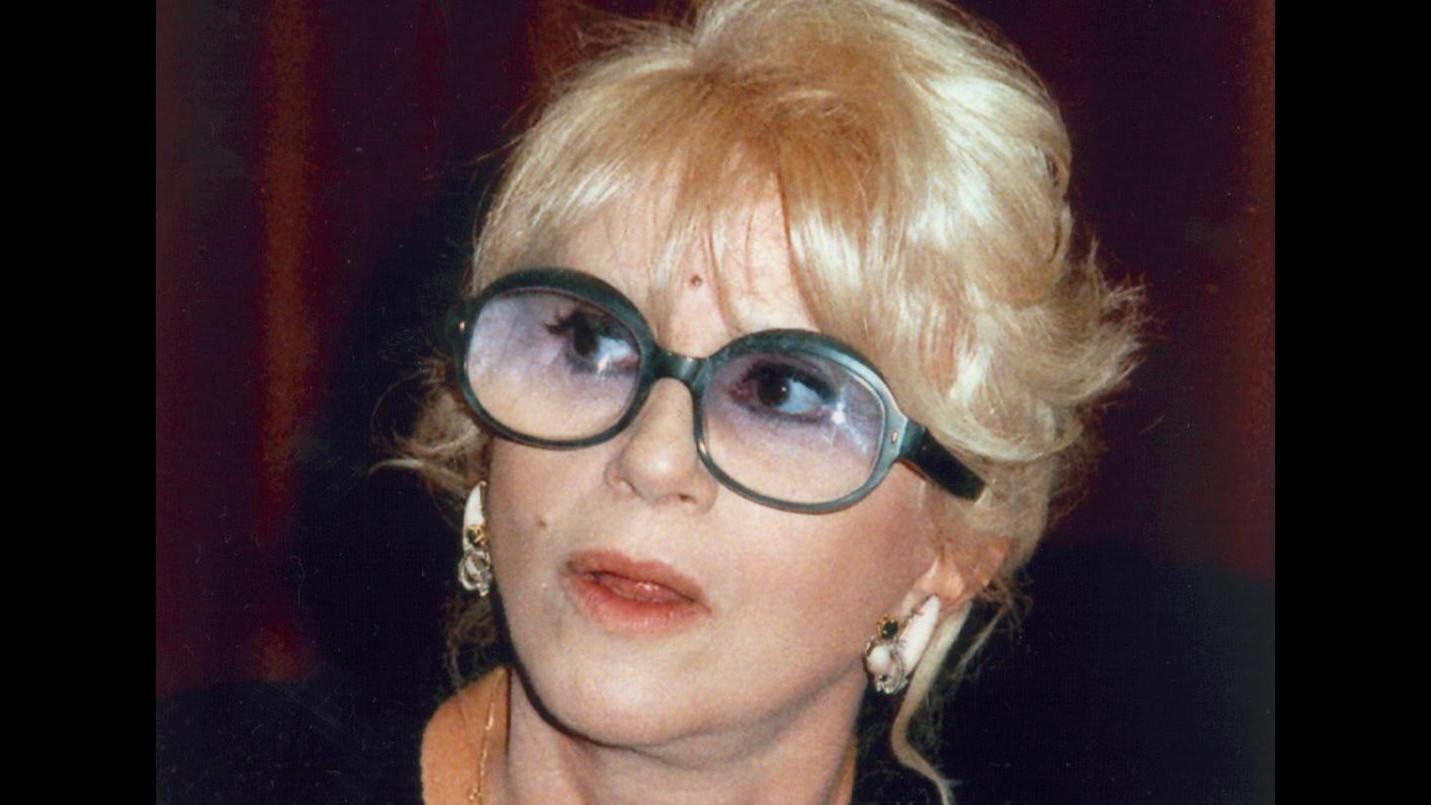 Milano, intitolato un giardino all'attrice Franca Rame