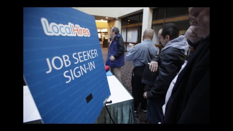 Stati Uniti, la disoccupazione a maggio sale dal 5,4% al 5,5%