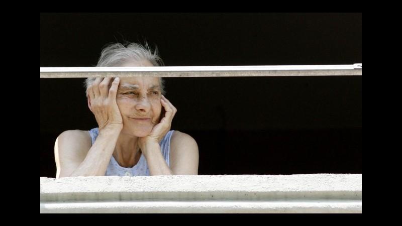 Salute, al Viminale protocollo per trovare malati Alzheimer scomparsi