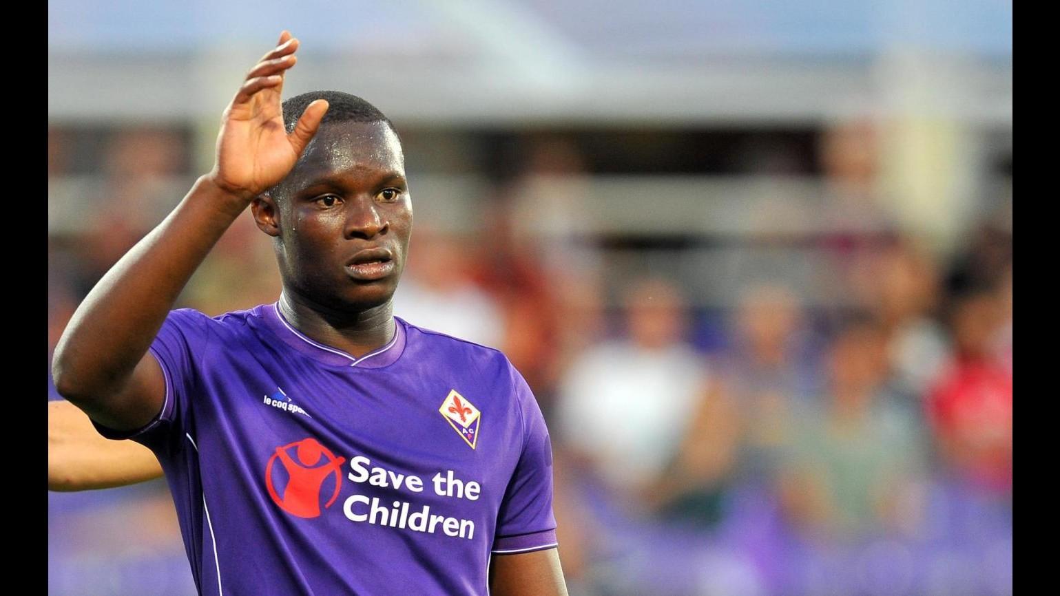 Fiorentina ok con il Carpi: viola terzi grazie a Babacar
