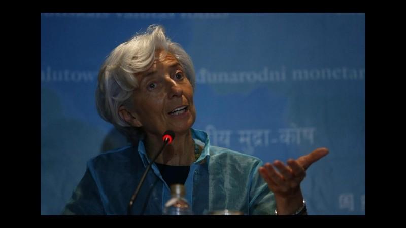 Rapporto FMI: il Pil degli Usa perde slancio, aumento dei tassi nella prima metà del 2016