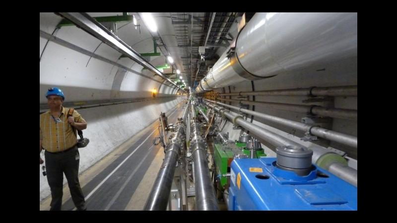Ripresi gli esperimenti con Lhc al Cern: a caccia della materia oscura