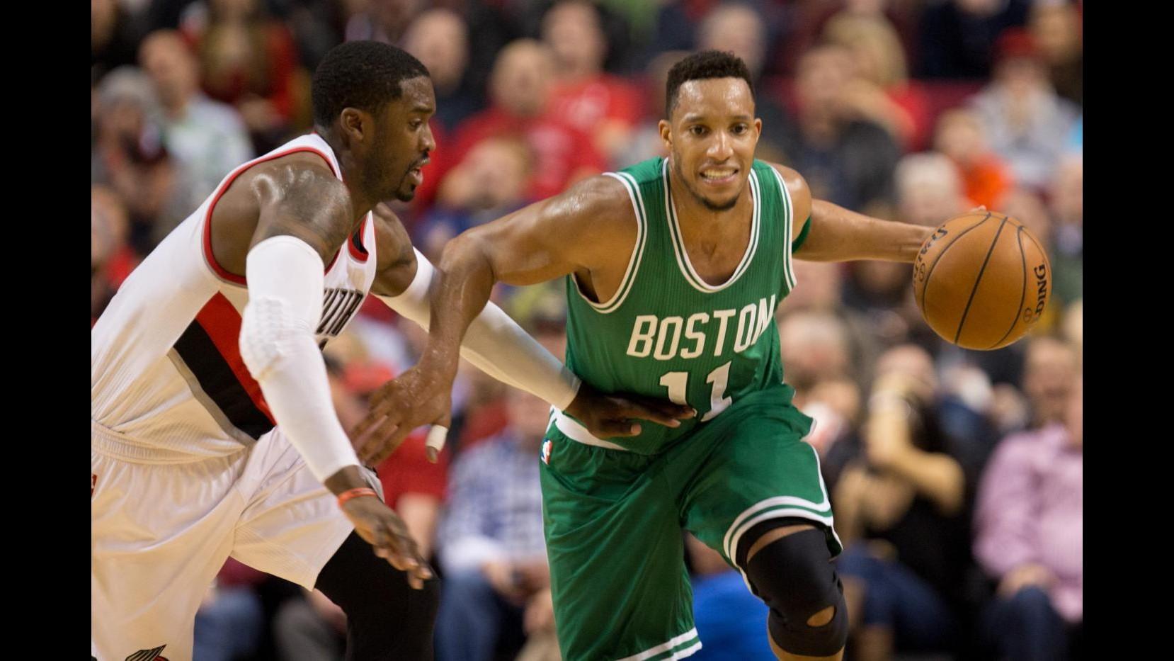 Basket, i Boston Celtics a Milano contro l'Olimpia il 6 ottobre