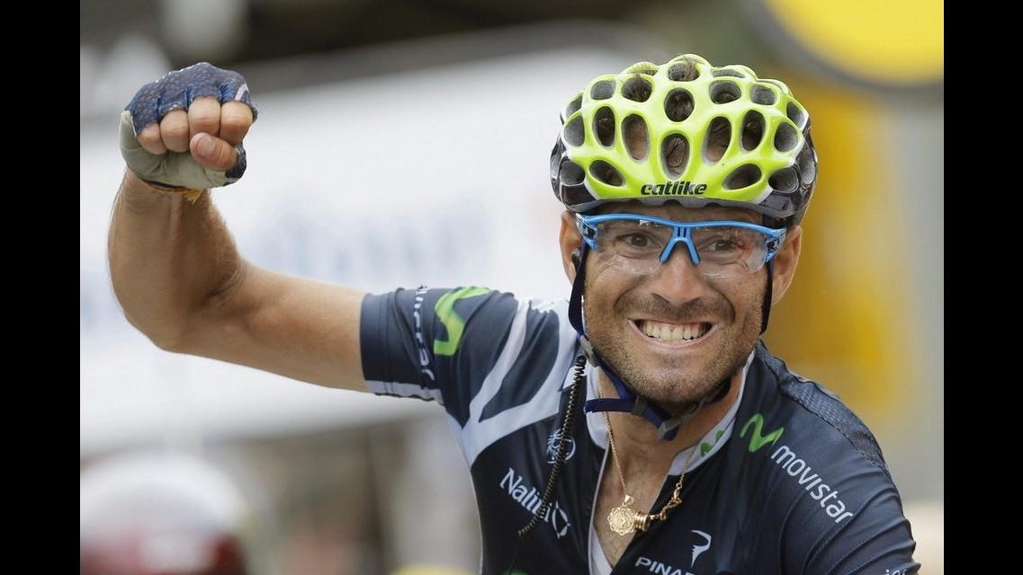 Ciclismo, Valverde vince il titolo nazionale in Spagna