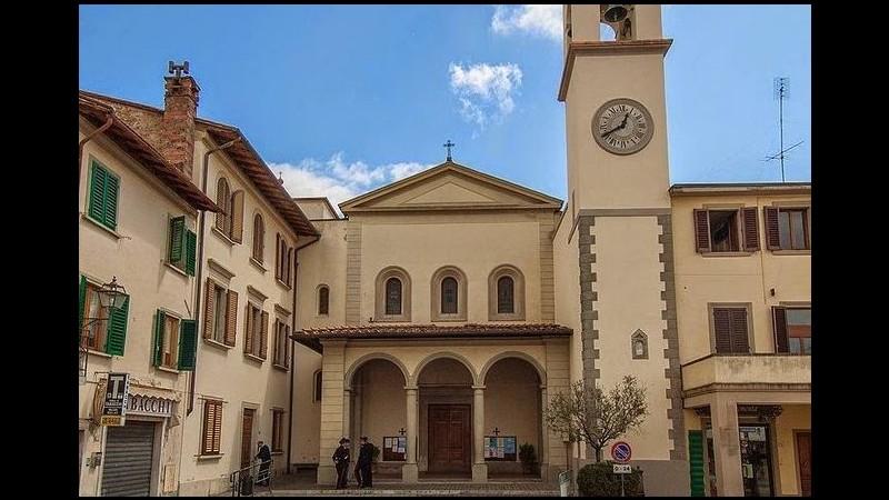 Dopo quasi 20 anni restituito alla chiesa di Vicchio un dipinto rubato