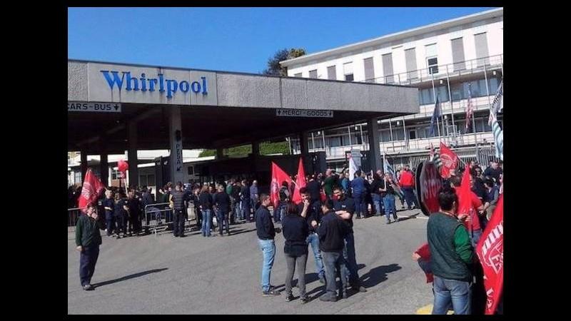 Whirlpool, Fim Cisl: Fatti passi avanti, garanzie per tutti lavoratori