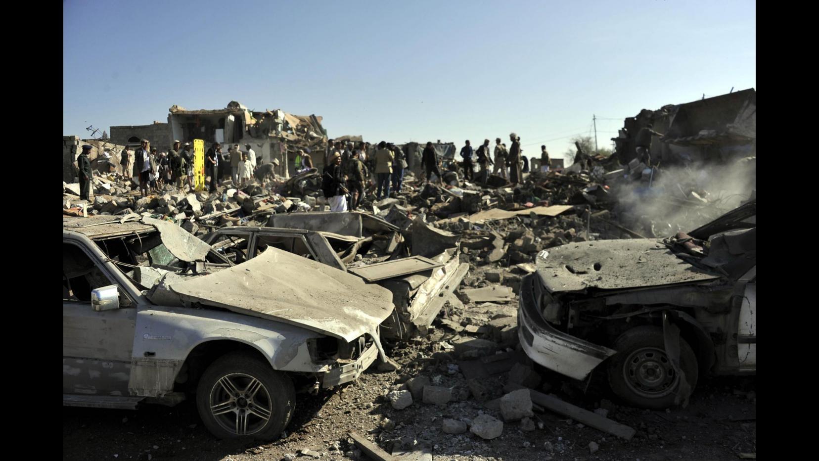 Iraq, Difesa: Solo ipotesi intervento, dovrà decidere Parlamento