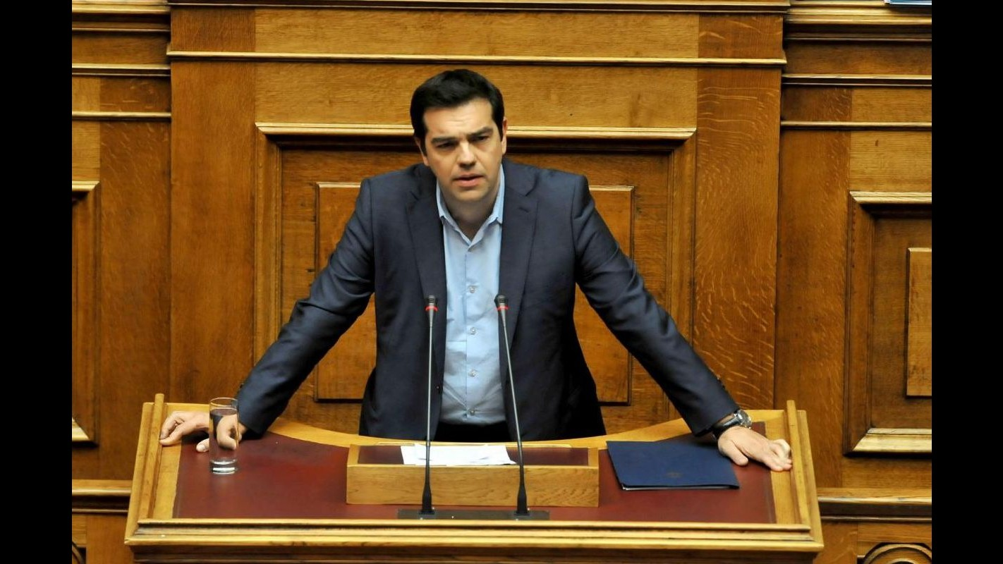 Grecia, Tsipras: Obiettivi ripresa, riduzione debito e lotta corruzione