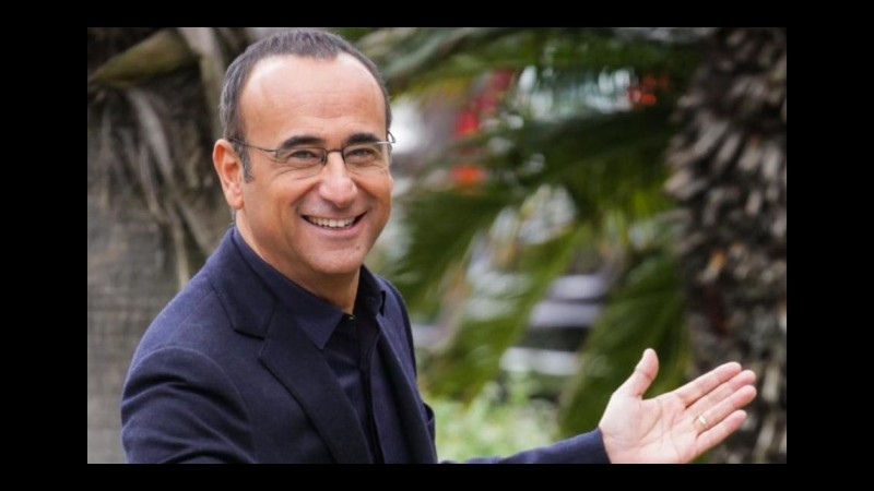 Conti fa il bis: condurrà Sanremo 2016, sarà direttore artistico fino al 2017
