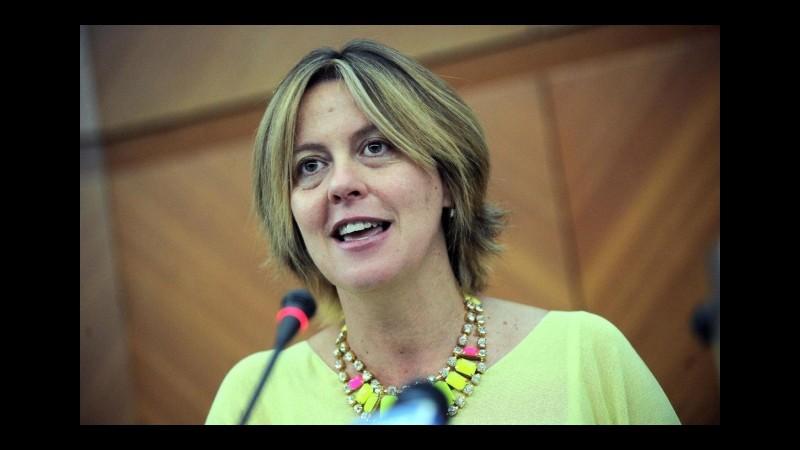 Expo, Lorenzin: Carta di Milano è strategia globale per nutrire il pianeta